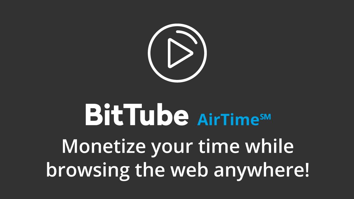 BitTube - The browser that respects your time and rewards